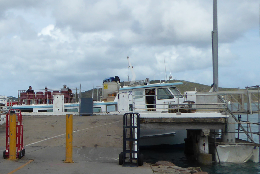 Ferry Cairns To Thursday Island